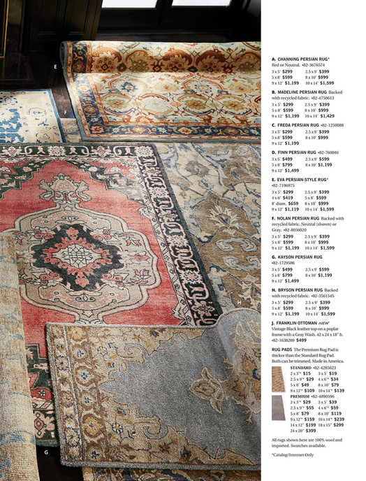 All Of A Channing Persian Rug Red Or Neutral 82 3676574 E 3