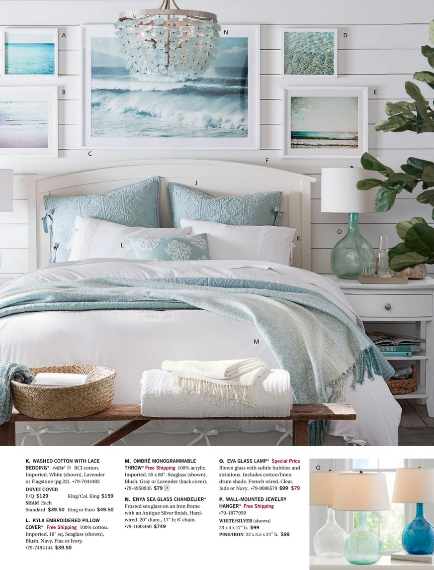 Voile D Ombrage 6 X 4 pottery barn - fall bed & bath d1 - page 86-87