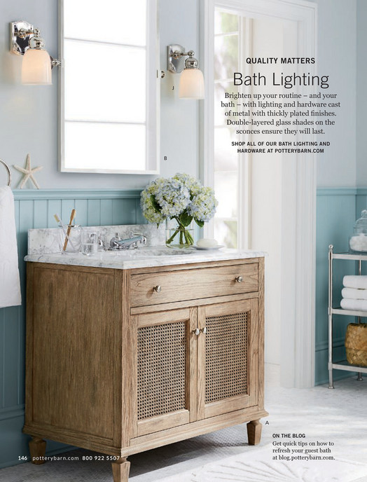 008d083e1fd QUALITY MATTERS J Bath Lighting Brighten up your routine – and your bath –  with lighting ...