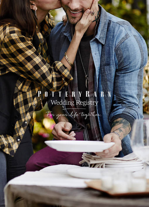 Pb wedding registry lookbook pottery barn for your life together junglespirit Choice Image