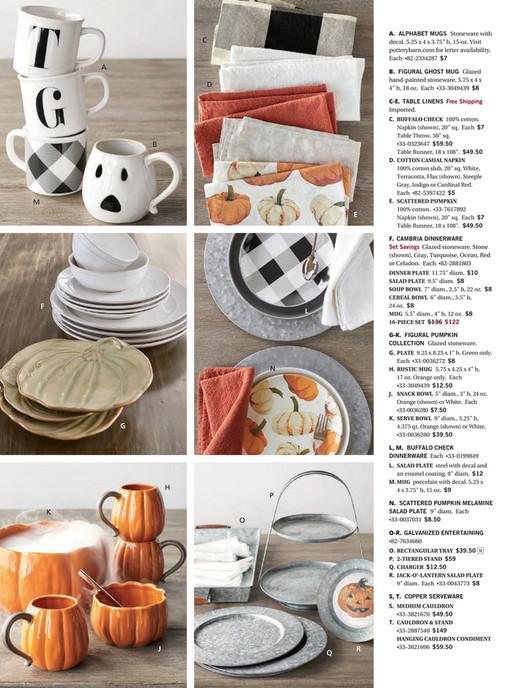 bccae46a9d4 Pottery Barn - Fall 2017 D3 - Copper Candy Cauldron
