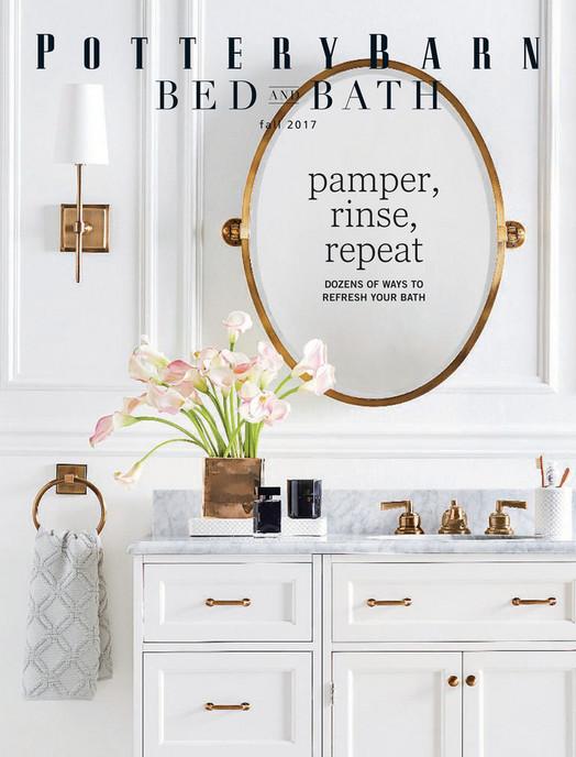 Elegant Pottery Barn Bathroom Storage Cabinets