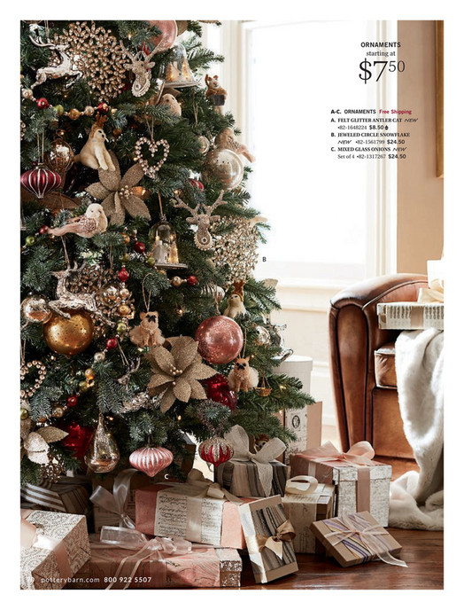 pottery barn holiday 2017 d2 page 70 71
