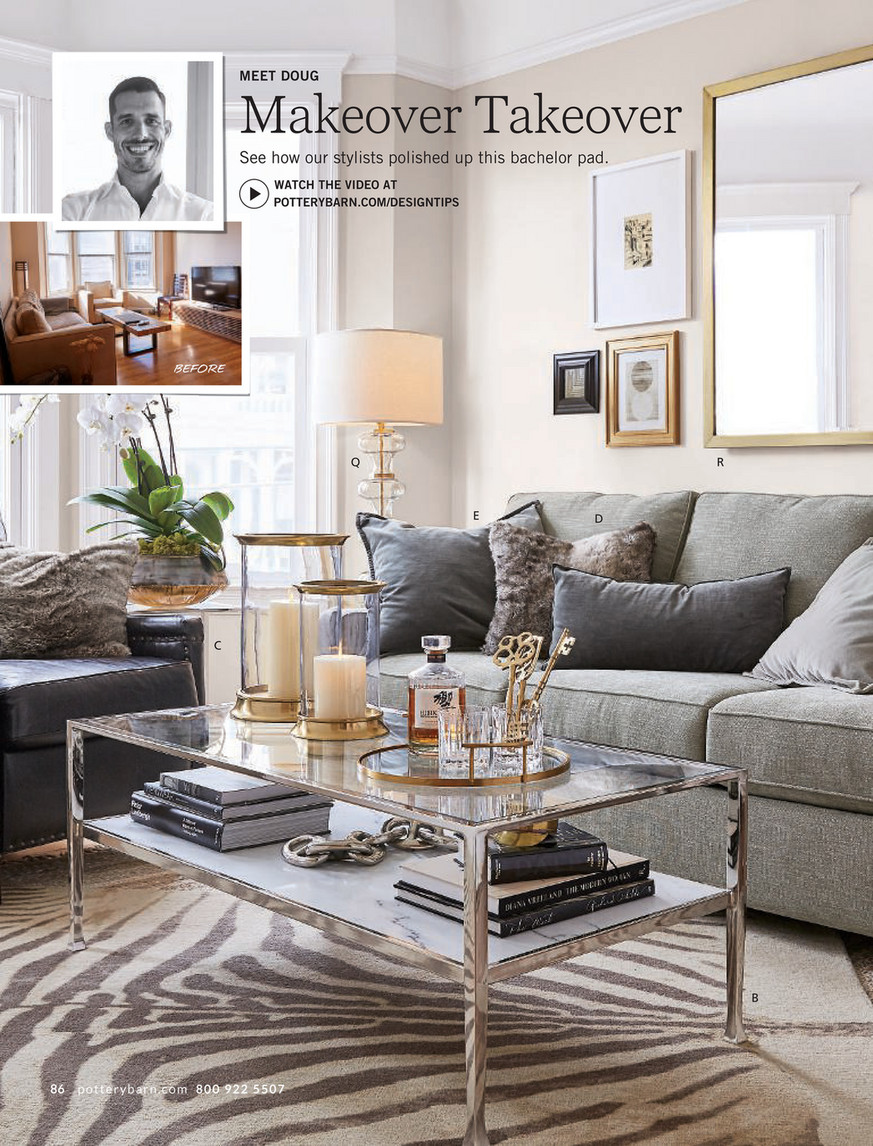 Pottery Barn Spring 2018 D1 Buchanan Square Arm Slipcovered Sofa 83 5 Polyester Wrapped Cushions Performance Twill Warm White