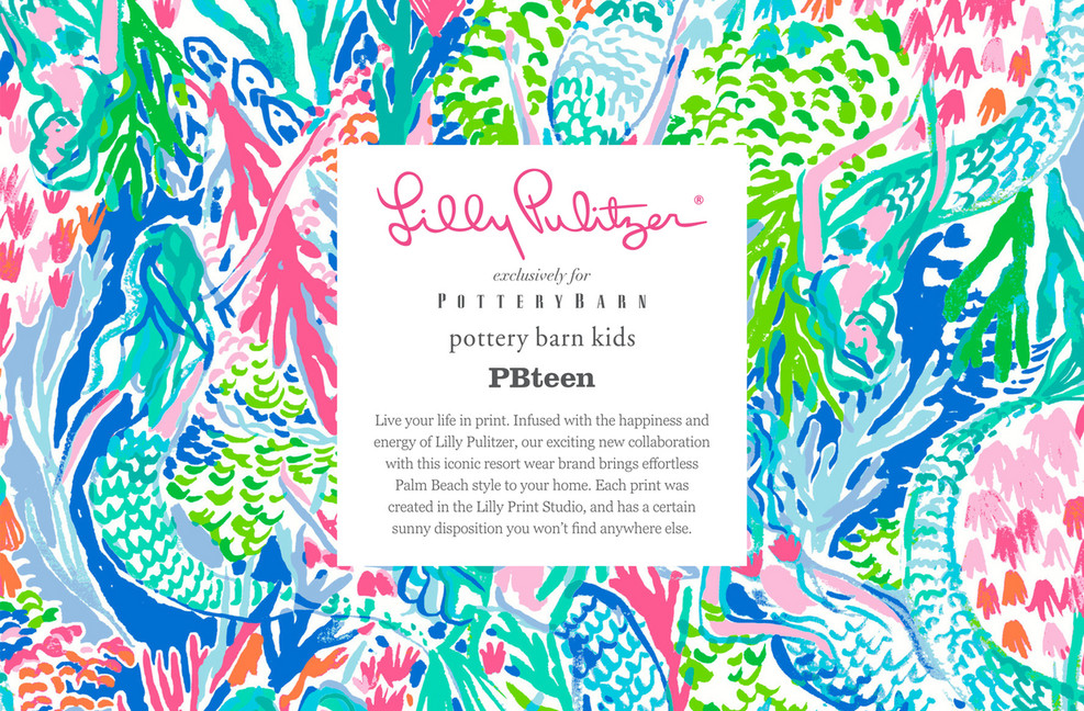 Live Your Life In Print Infused With The Hiness And Energy Of Lilly Pulitzer