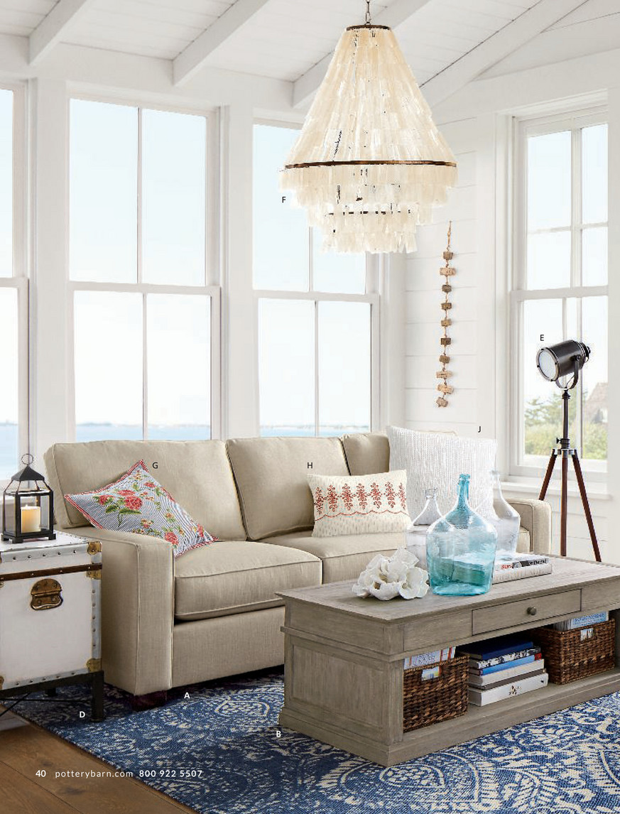 Pottery Barn Summer 2018 D3 Buchanan Roll Arm Slipcovered Sofa 87 Polyester Wrapped Cushions Performance Twill Warm White