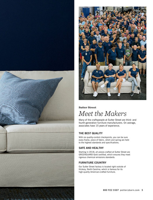 Online Catalog Bed Bath Early Spring 2018 Pottery Barn