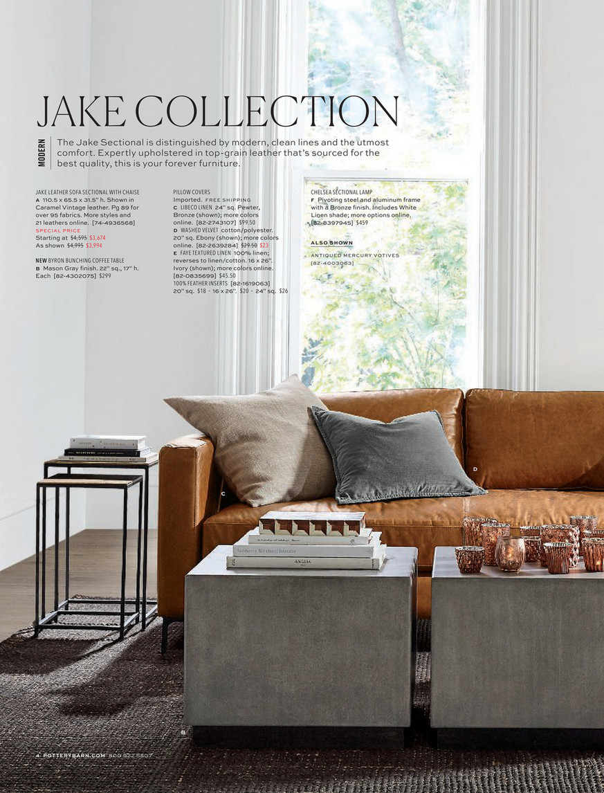 Excellent Pottery Barn Fall 2018 D2 Byron Bunching Coffee Table Gray Beatyapartments Chair Design Images Beatyapartmentscom