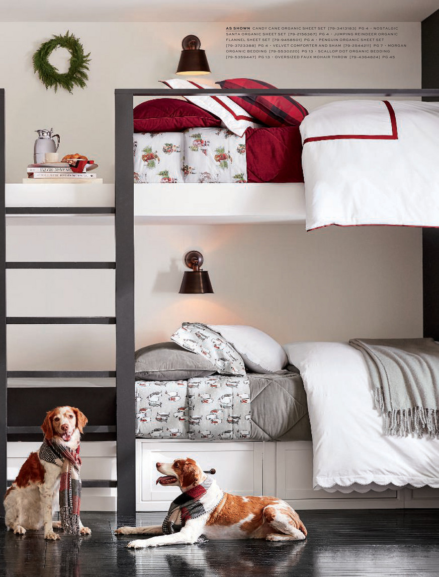 Pottery Barn Bed Bath Holiday 18 D1 Stratton Storage Platform Bed With Drawers Full Queen Pure White