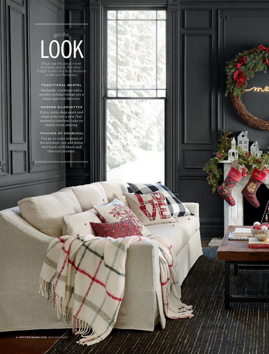 Brilliant Pottery Barn Pbm Holiday 2018 D2 Main Ecat Griffin Squirreltailoven Fun Painted Chair Ideas Images Squirreltailovenorg