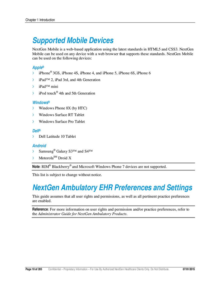 A New Leaf - User_Guide_for_NextGen_Mobile_Version_2 5 - Page 10