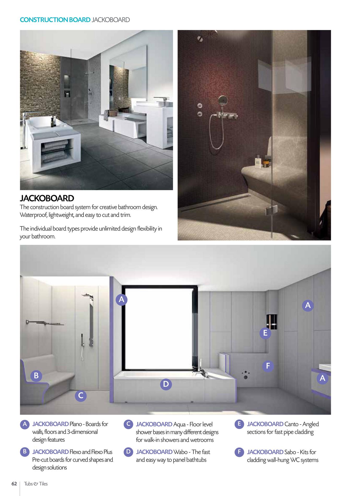 heat merchants tubs tiles plumbing brochure 2016. Black Bedroom Furniture Sets. Home Design Ideas