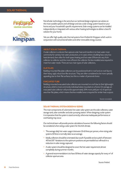 Heat Merchants - Self Build Brochure - Page 10-11 - Created with