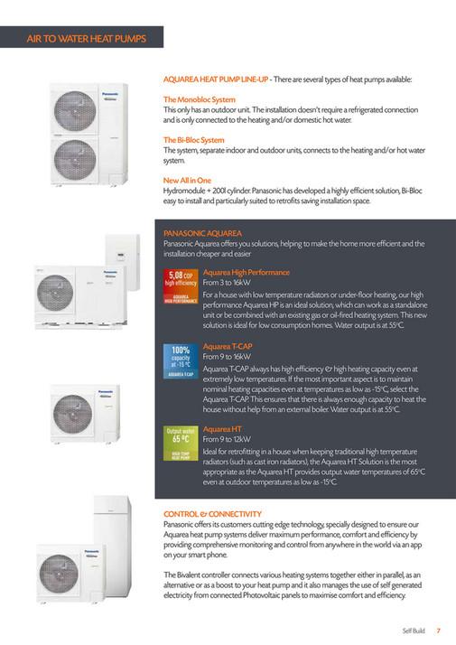 Heat Merchants - Self Build Brochure - Page 6-7 - Created with
