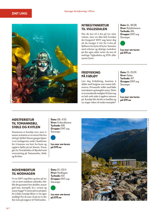 b432916f Stavanger Turistforening - Turglede_2_2019_spreads - Side 16-17 - Created  with Publitas.com