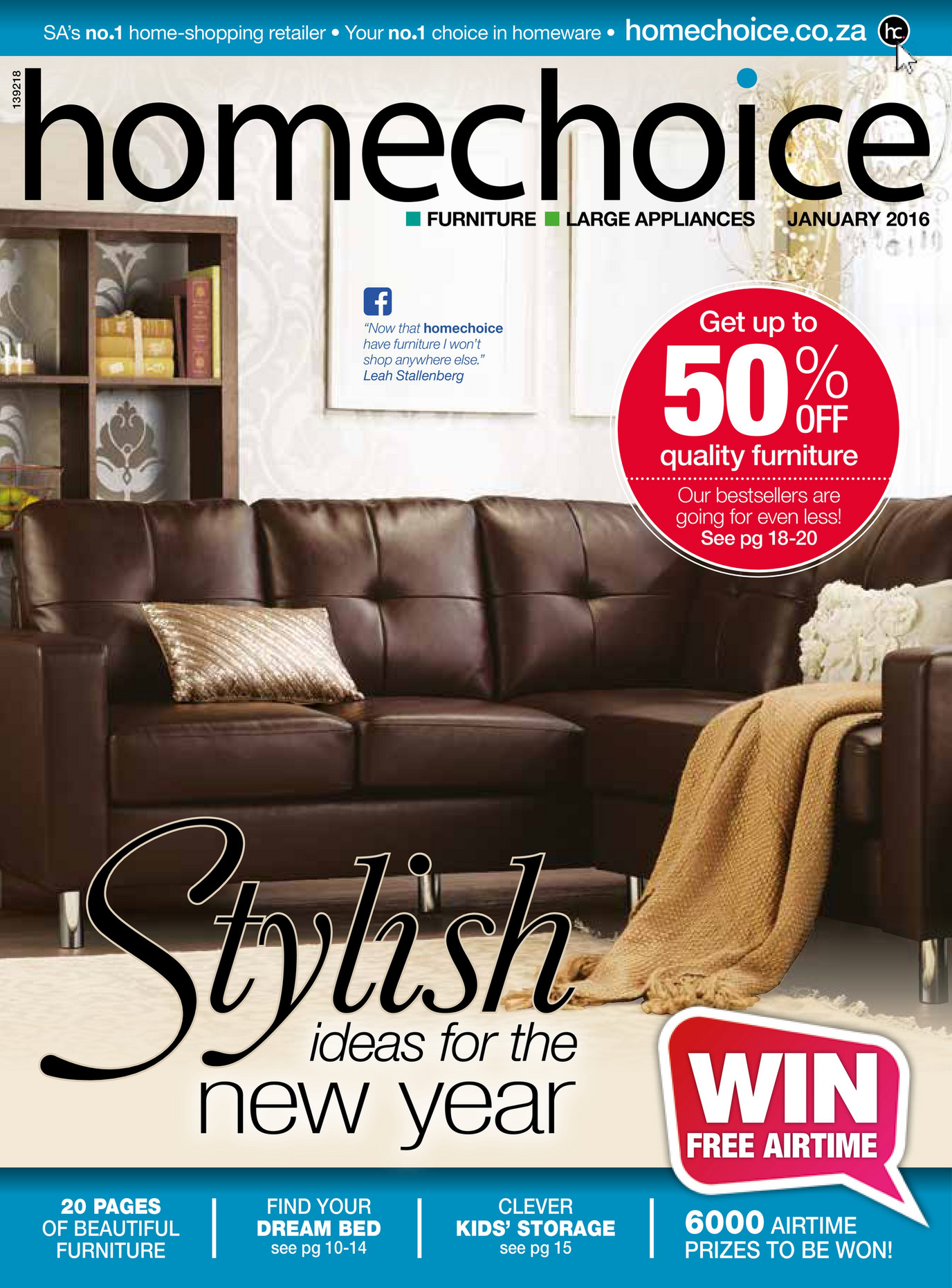 Homechoice   Furniture Catalogue (Jan 2016)   Page 1   Created With  Publitas.com