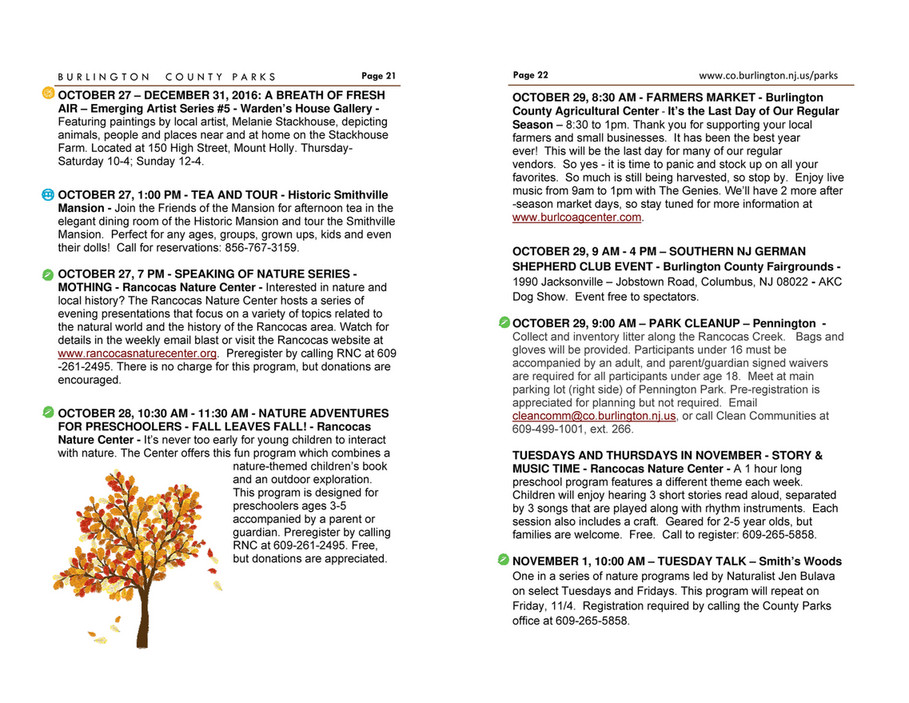 My publications - fall booklet 2016 - Page 12 - Created with
