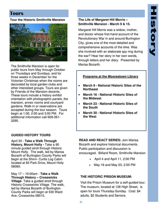 My publications - Spring booklet 2017 - Page 30-31 - Created with