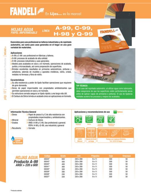 MAYOREO FERRETERO ATLAS SA DE CV - Catalogo Fandeli - Página 10-11 ...