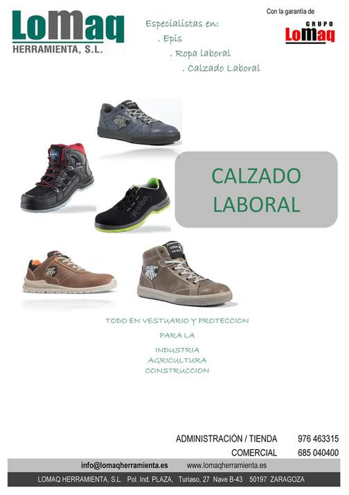 2437f690c54 My publications - CATALOGO DE ROPA Y CALZADO LABORAL - LOMAQ HERRAMIENTA -  Page 40-41 - Created with Publitas.com