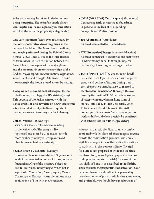 VAMzzz Publishing - PAN Magazine 01 - Page 84-85 - Created