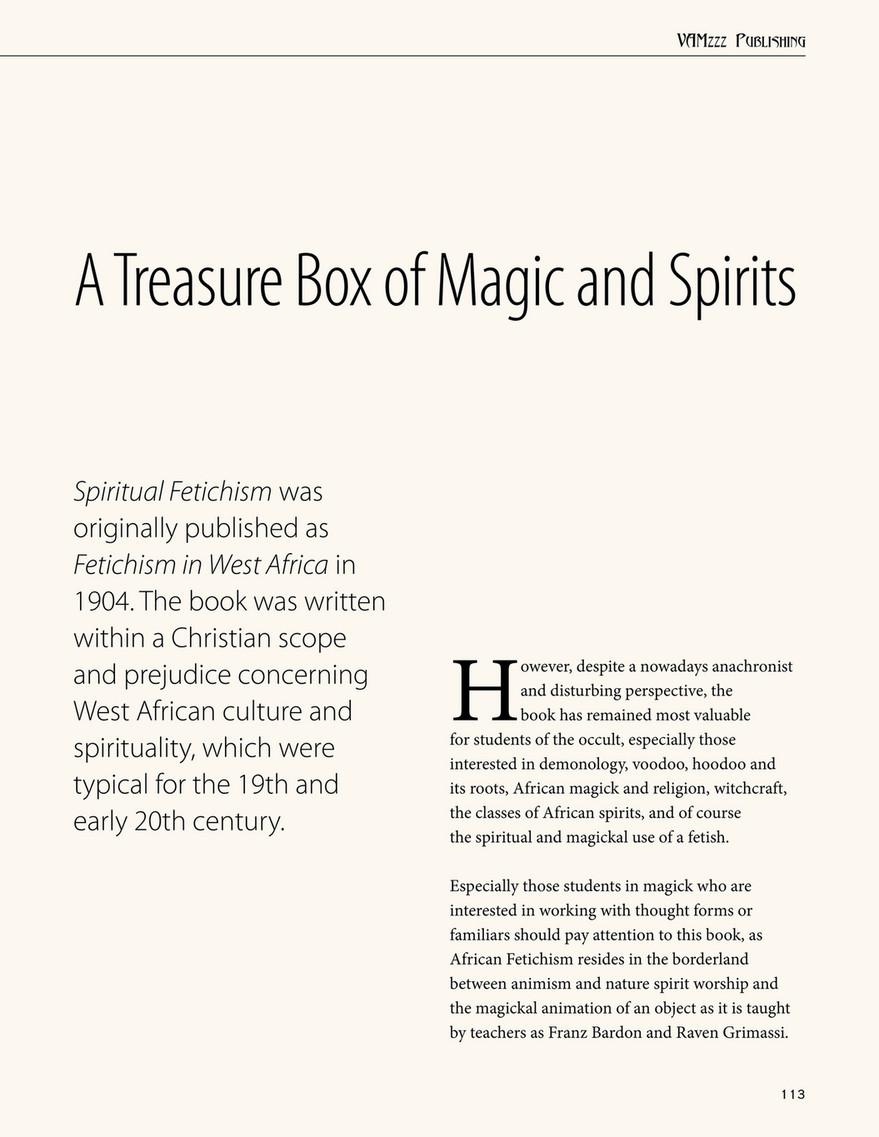 VAMzzz Publishing - PAN Magazine 02 - Page 112-113 - Created
