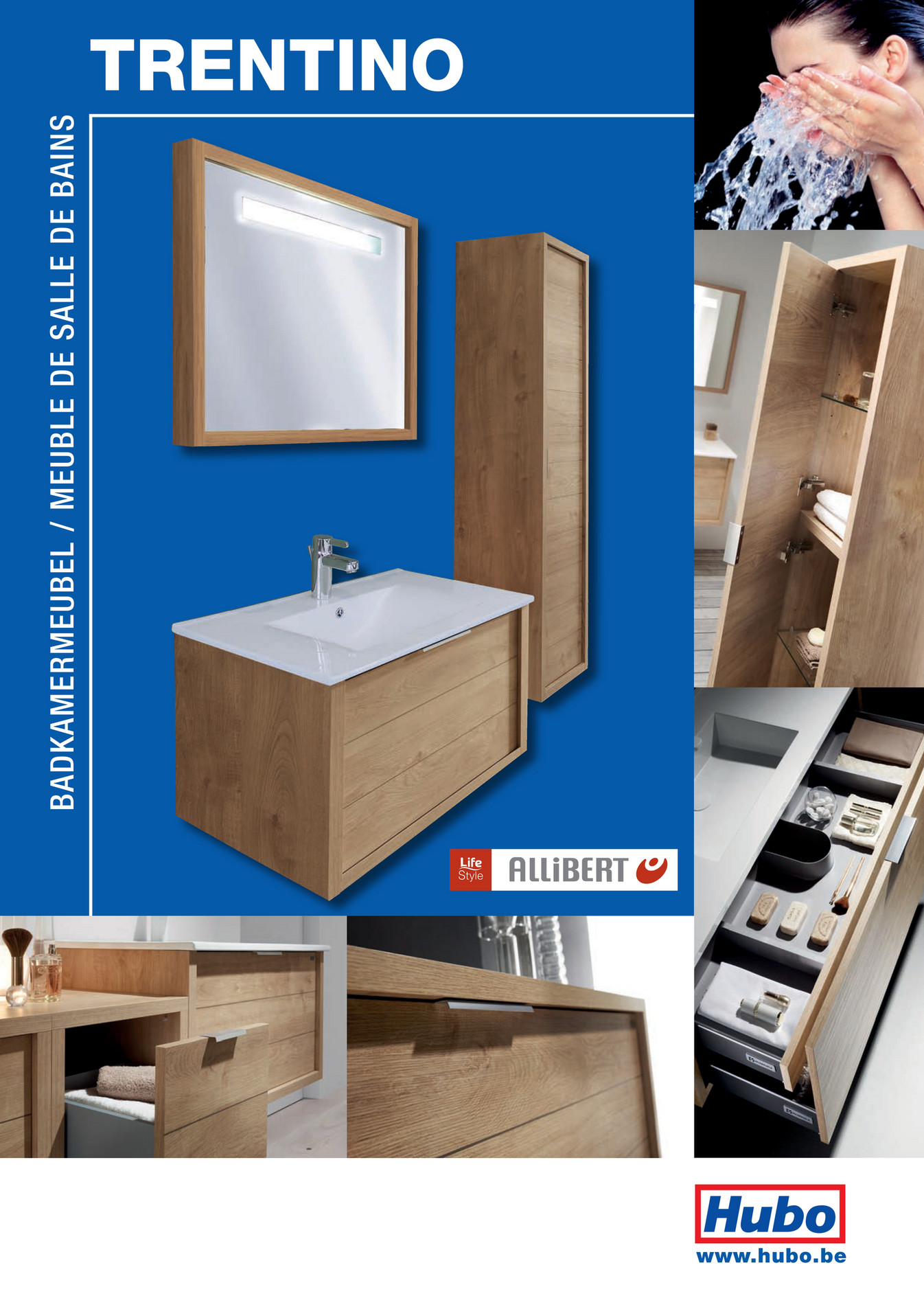 Hubo Catalogue Meuble De Salle De Bains Trentino Page 1