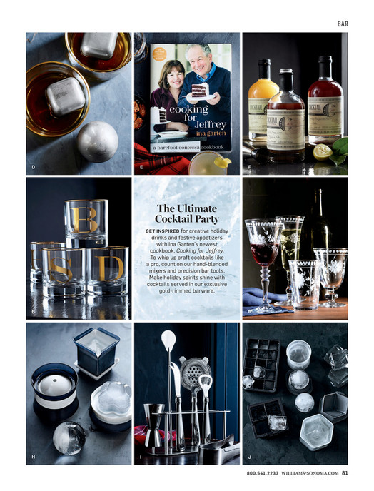 Williams-Sonoma - December 2016 Holiday 4 Catalog - Page 78-79