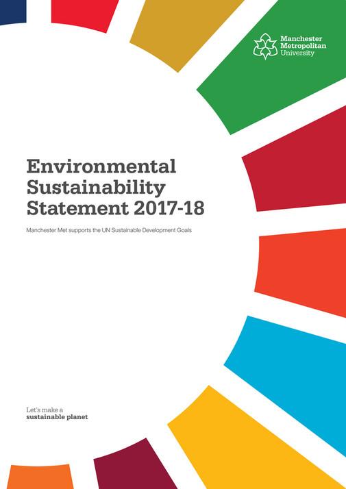 Manchester Metropolitan University - Environmental Sustainability