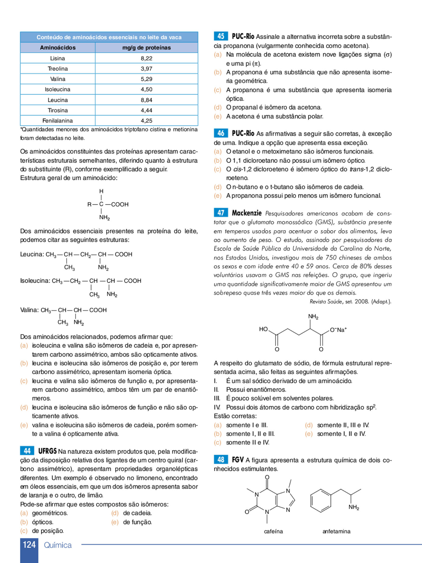 My Publications Química 2 Página 124 125 Created With