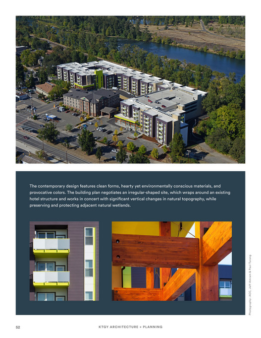 KTGY Architecture + Planning - Student Housing Brochure