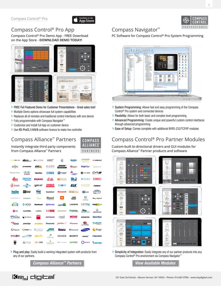Key Digital - Key Digital® Product Catalog - Page 4