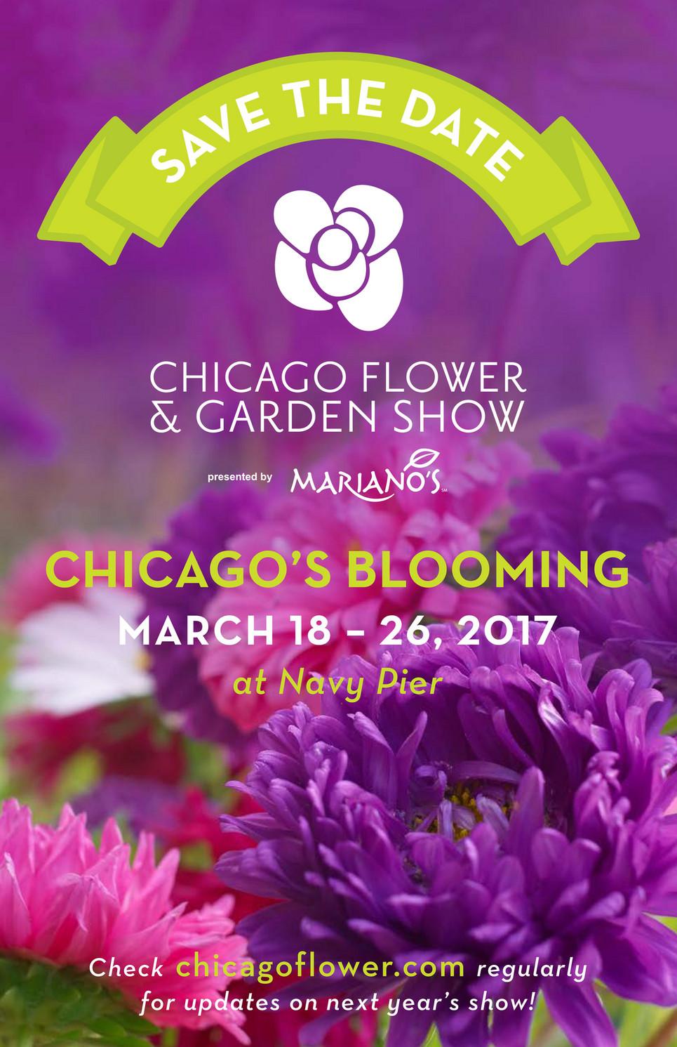 Flower Show Productions Inc Chicago Flower Garden Show