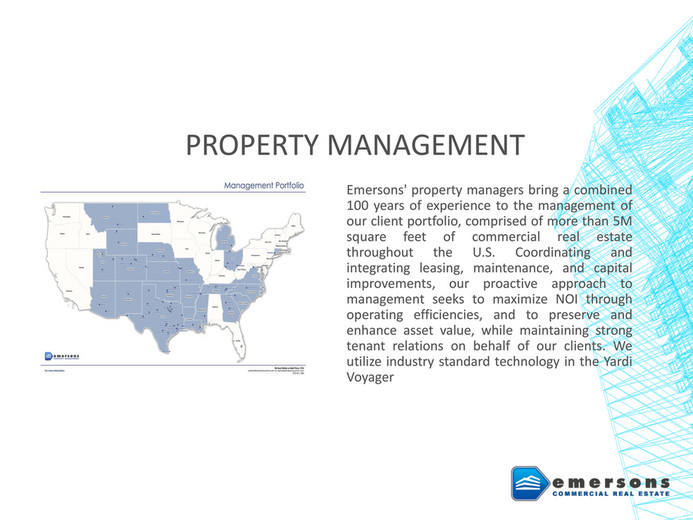 Emersons Commercial Real Esate -Services - ECM Online