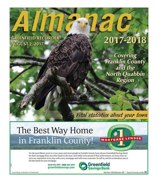 The Recorder - Almanac 2017-18 - Page 1
