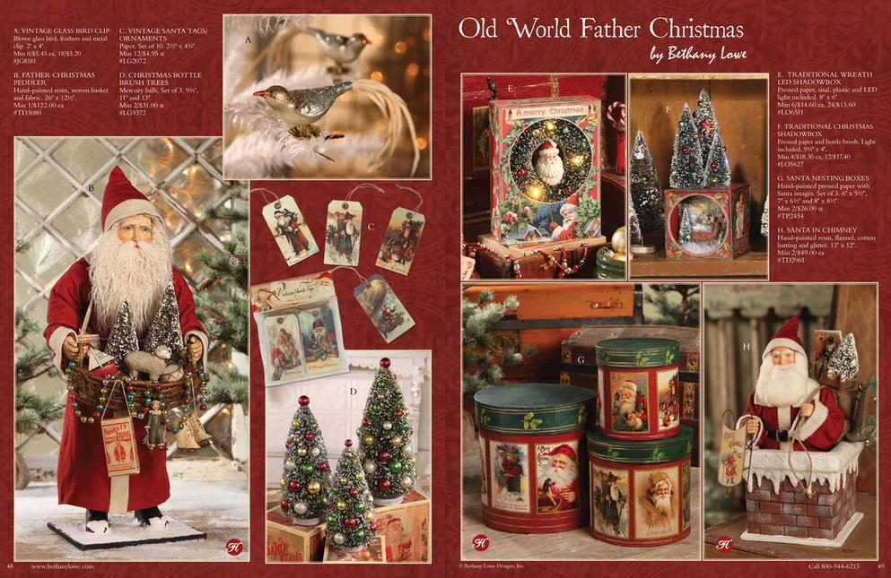 Bethany Lowe Christmas Ornaments.Bethany Lowe Bethany Lowe Christmas 2017 Page 24