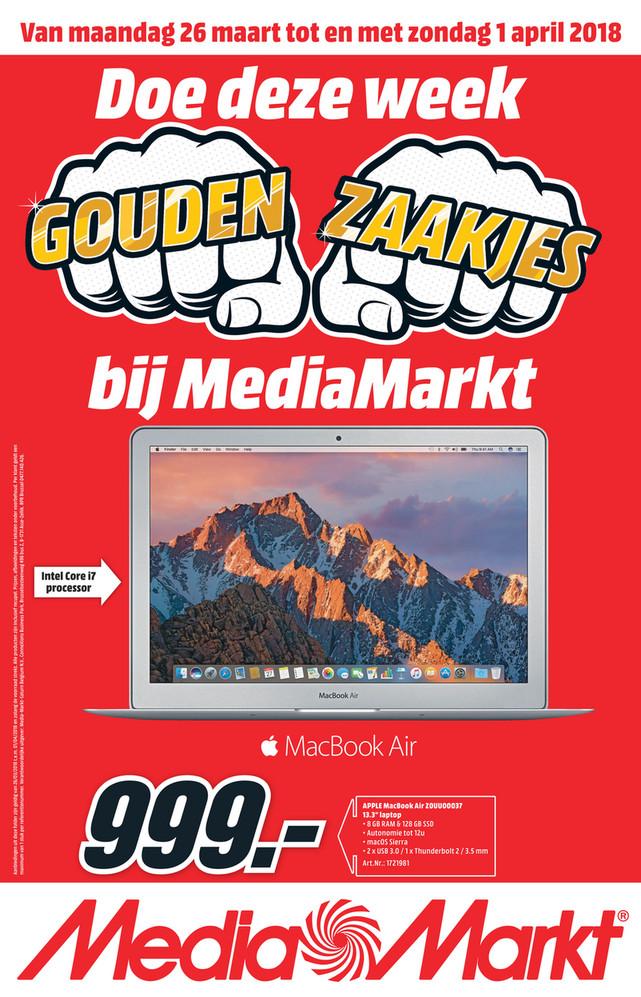 MediaMarkt folder van 26/03/2018 tot 01/04/2018 - Nationale_Flyer_week13_FL.pdf