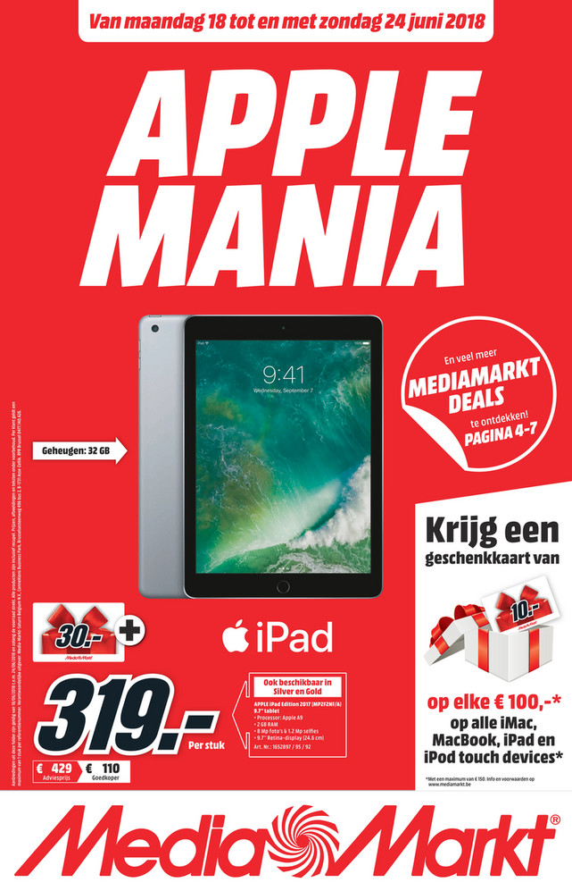 MediaMarkt folder van 18/06/2018 tot 24/06/2018 - Nationale_Flyer_week25_FL.pdf