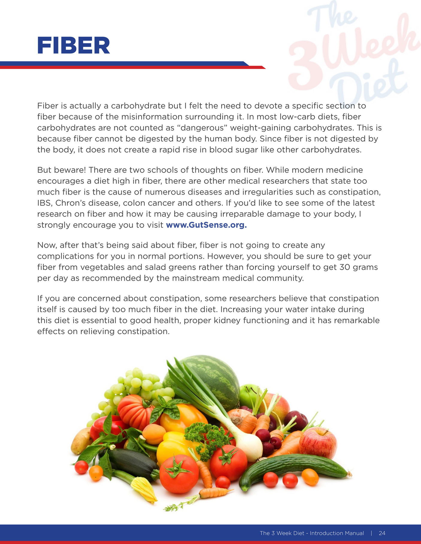 free health and diet community pages