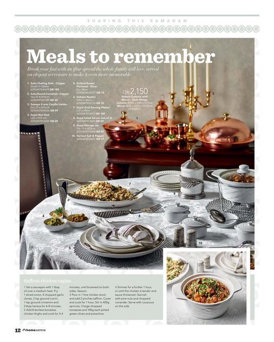 Home Centre - Home Centre Ramadan Catalogue '16   QATAR English