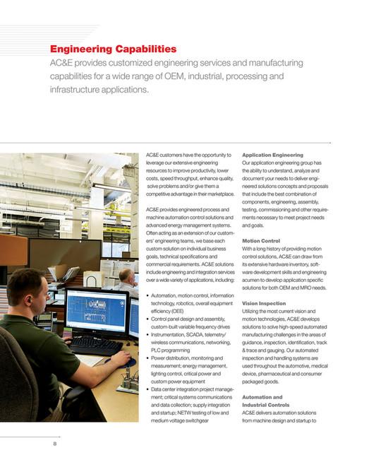 Kaman Distribution - Kaman Automation, Control & Energy Capabilities