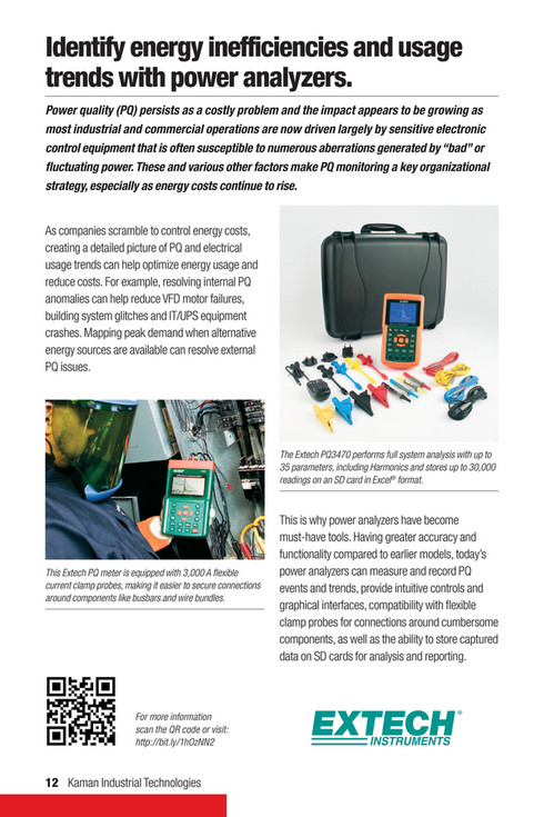 Kaman Distribution - UP-TIME 14 1: Energy Efficient Solutions - Page