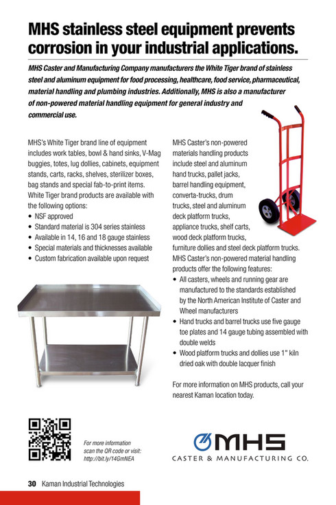 Kaman Distribution - UP-TIME 13 3: New Products Spotlight