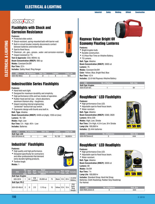 Kaman Distribution - Kaman Plus MRO Supply Catalog - Page 188-189