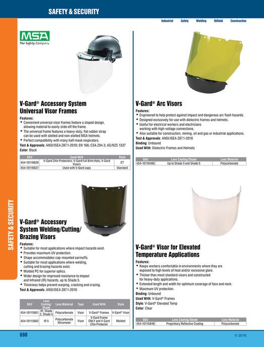 Kaman Distribution - Kaman Plus MRO Supply Catalog - Page 690-691