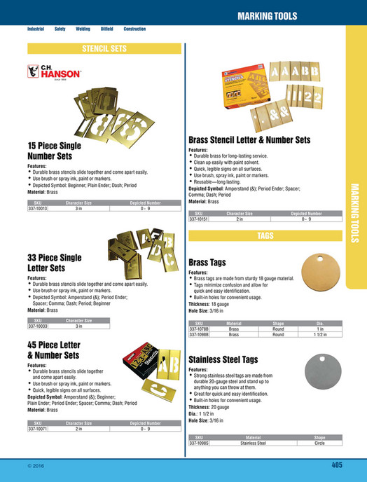 Kaman Distribution - Kaman Plus MRO Supply Catalog - Page 408-409