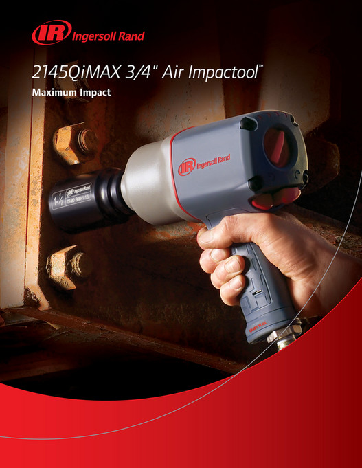 Kaman Distribution - Ingersoll Rand Air Impact Tool - Page 1