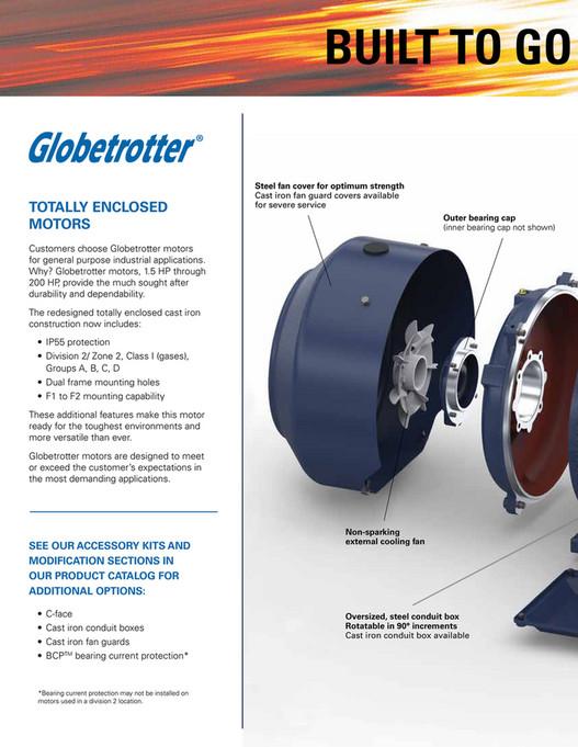 Kaman Distribution - Marathon Globetrotter Motors - Page 1