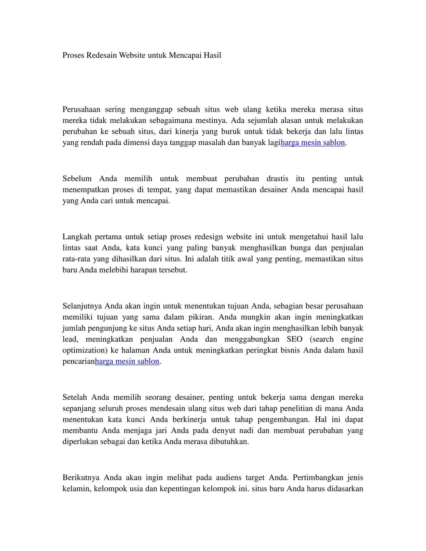 rosalina agancy - Proses_Redesain_Website_untuk_Mencapai_Hasil.PDF ...