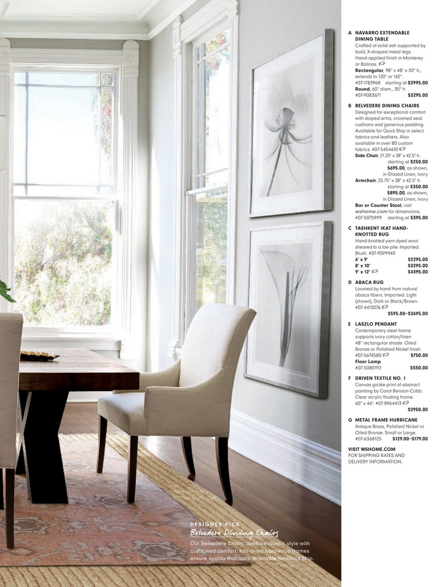 Williams-Sonoma Home - The Art of